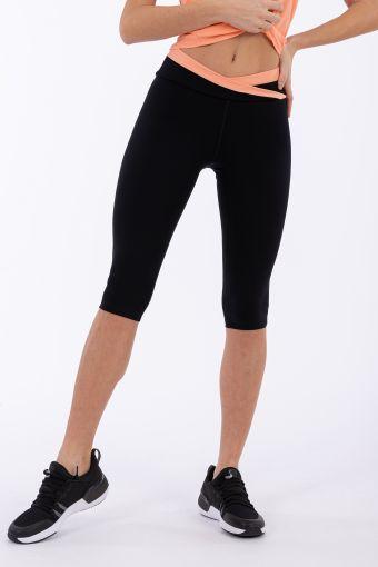 Leggings corsaire de yoga Superfit pour femme : 100% Made in Italy