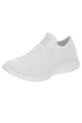 Slip-on sneakers with a seamless upper and EVA sole