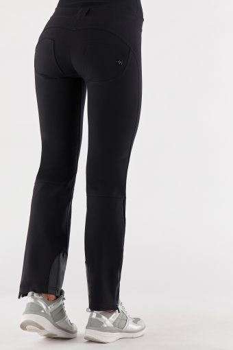 Shaping WR.UP® Made in Italy ski trousers with an ankle zip
