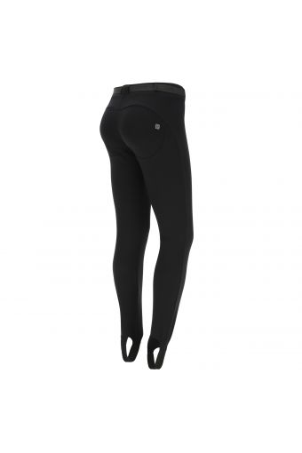 Shaping WR.UP® Made in Italy ski trousers with gaiters