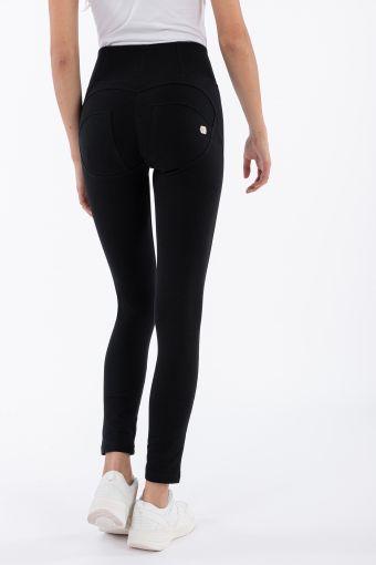 Pantalone WR.UP® skinny vita alta lunghezza regular in cotone elasticizzato