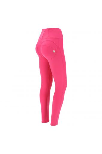 High-waisted super skinny WR.UP® sculpting trousers in cupro