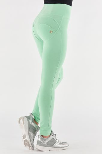 Pastel high waist WR.UP® shaping trousers