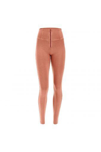 Push up WR.UP® cintura alta de tencel y teñido 100% natural