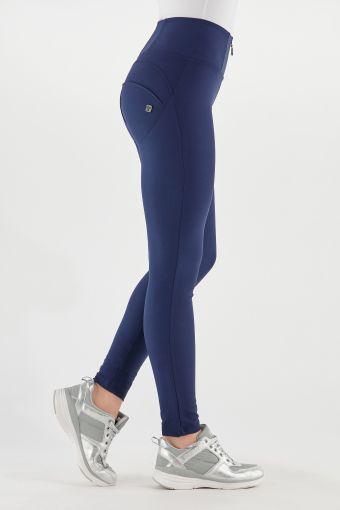 Pantaloni push up skinny WR.UP® a vita alta