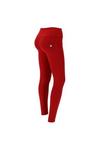 Pantalon WR.UP® à taille moyenne en coton élastique