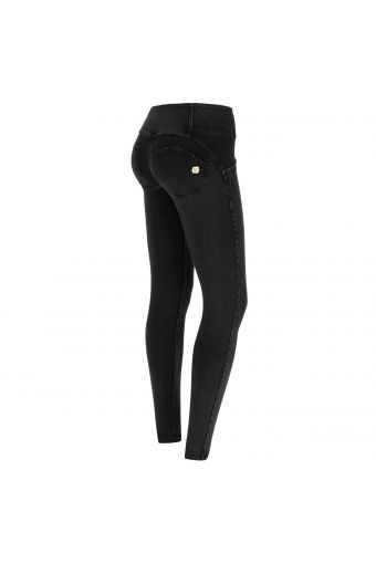 WR.UP® mid-rise skinny-fit trousers in stretch denim