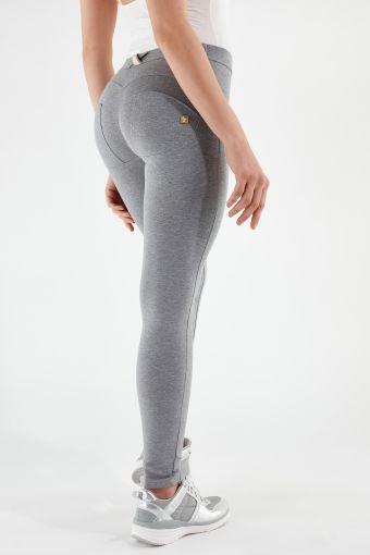 Pantalón WR.UP® pitillo de algodón elástico