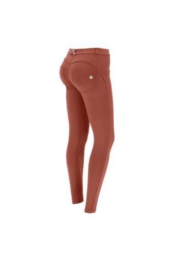 Pantalon push up WR.UP ® skinny en jersey coloré