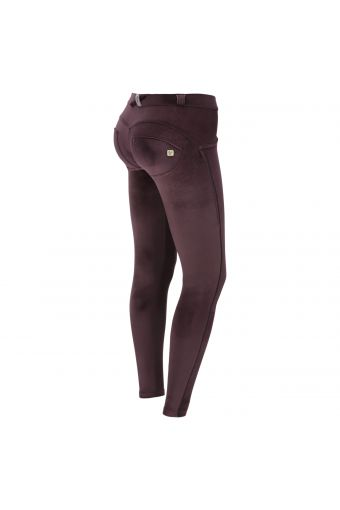 Chenille skinny WR.UP® sculpting trousers