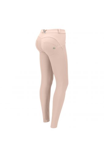 Pastel skinny-fit WR.UP® shaping trousers