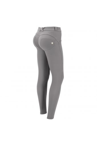 Super skinny regular-waisted WR.UP® sculpting trousers in cupro
