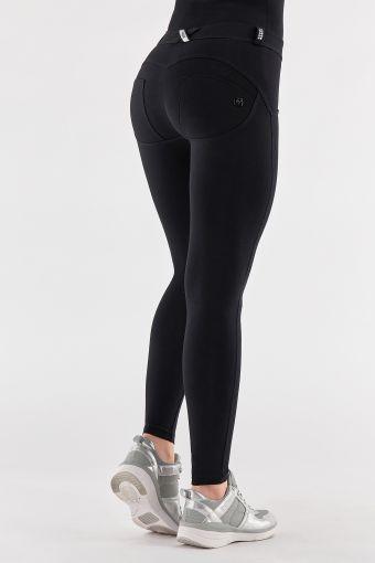 Pantalon push up WR.UP® superskinny avec paillettes sur les passants