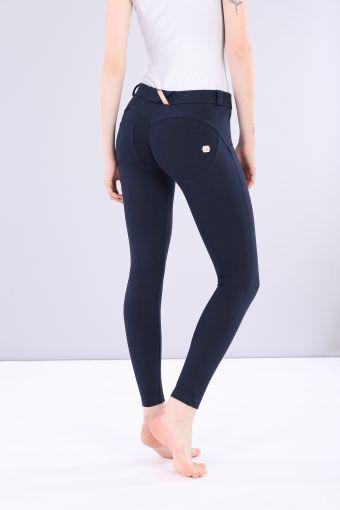 Pantalon WR.UP® longueur 7/8 super skinny taille classique en coton élastique
