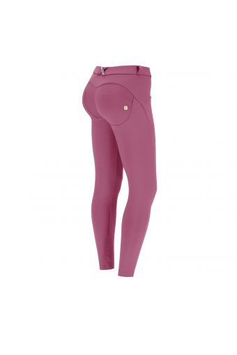 Regular-rise ankle-length WR.UP® super-skinny trousers in D.I.W.O® fabric