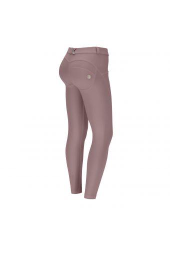 Pantalon push up WR.UP® Made in Italy en tissu bioactif, superskinny 7/8