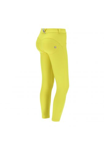 Total color super-skinny push-up WR.UP® pants