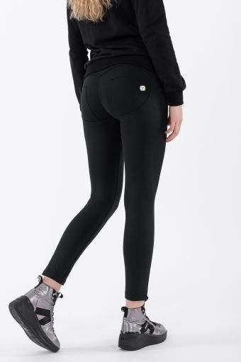 LOVE patch ankle-length WR.UP® trousers - Romero Britto Collection