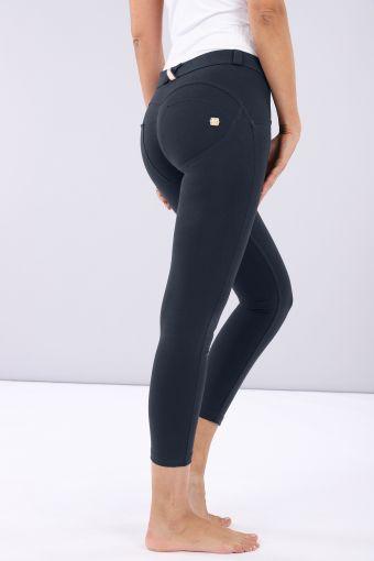 Pantalon WR.UP® longueur 7/8 skinny taille classique en coton élastique