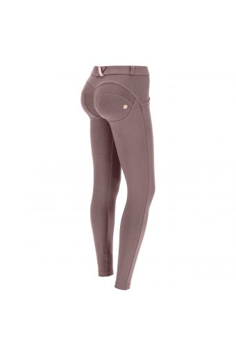 WR.UP® regular-rise skinny-fit ankle-length stretch cotton trousers