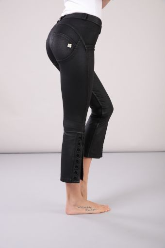 Pantalón largo 7/8 WR.UP® de talle regular con abertura en el bajo