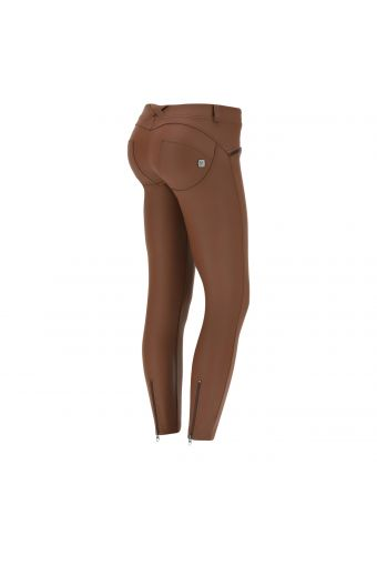 WR.UP® 7/8 en simili-cuir avec fermeture éclair sur les poches et les chevilles