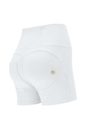 High-waist WR.UP® shaping shorts in jersey drill