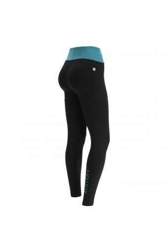WR.UP® Leggings mit Leistentasche aus bioaktivem, atmungsaktivem Gewebe