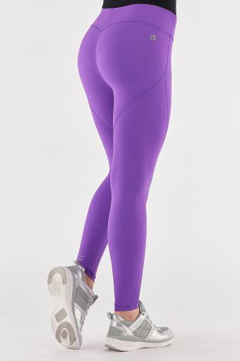 Bioaktive Push up-Fitness-Leggings der Linie WR.UP® Sport mit Skinny-Passform