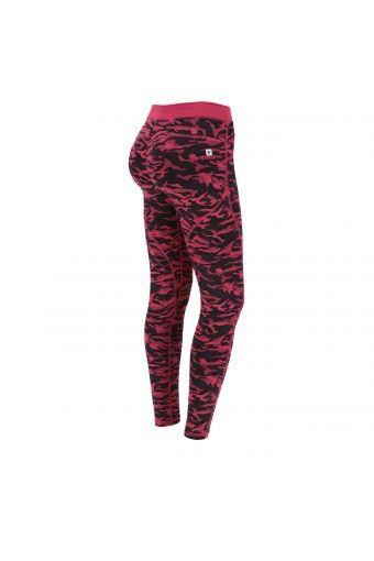 Push up-Leggings mit Camouflage-Effekt der Linie WR.UP® Sport für sportliche Aktivitäten