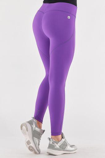 Leggings fitness WR.UP® Sport push up bioattivo skinny 7/8