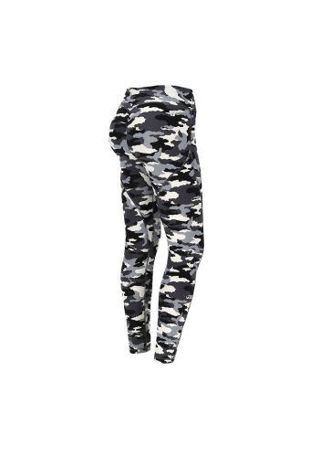 Push up-Leggings WR.UP® Sport im urbanen Camouflage-Muster