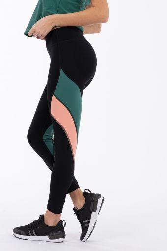 Women's ankle-length WR.UP® Sport yoga leggings - 100% Made in Italy