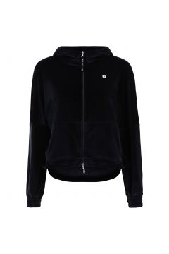 Soft chenille sweatshirt - 100% Made in Italy