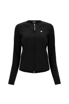 Sweatshirt aus dem technischen Bio-Gewebe D.I.W.O.® für Damen-Yogabekleidung – 100% Made in Italy
