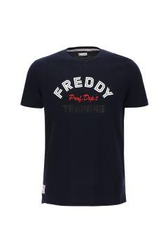 Camiseta ligera con decoración FREDDY TRAINING multicolor