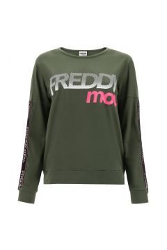 Comfort fit FREDDY MOV. athletic sweatshirt