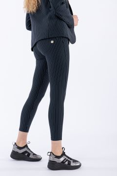 Pinstripe WR.UP® sculpting trousers