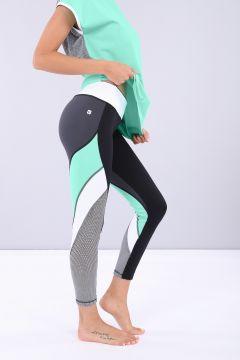 Women's WR.UP® Sport yoga leggings - 100% Made in Italy
