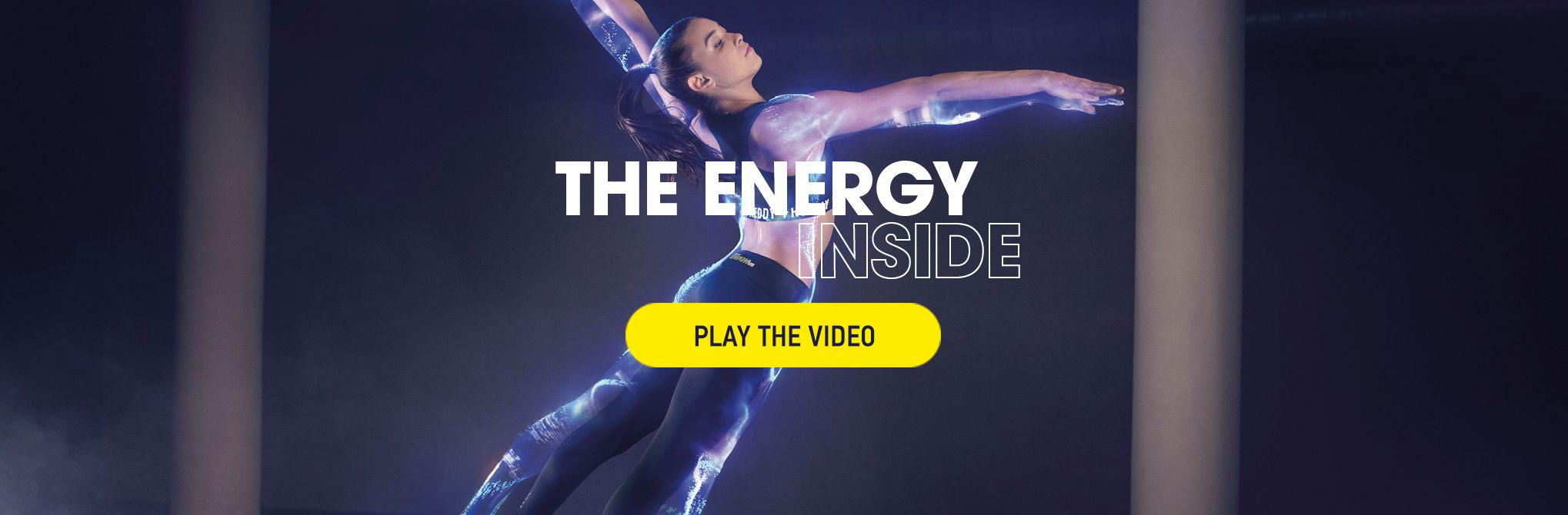 The Energy Inside - VIDEO