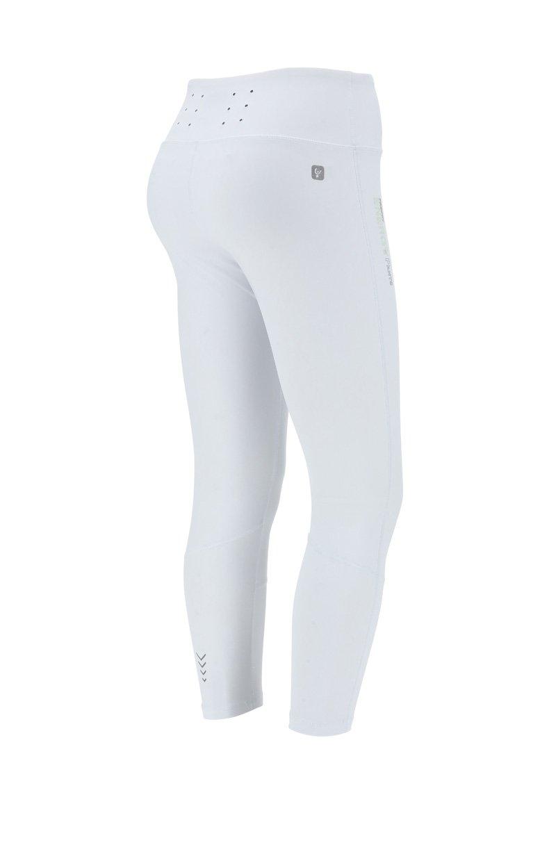 Leggings Energy Pants® in tessuto tecnico bianco