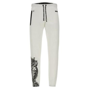 Long trousers PRO Pants with Laolu Senbanjo print