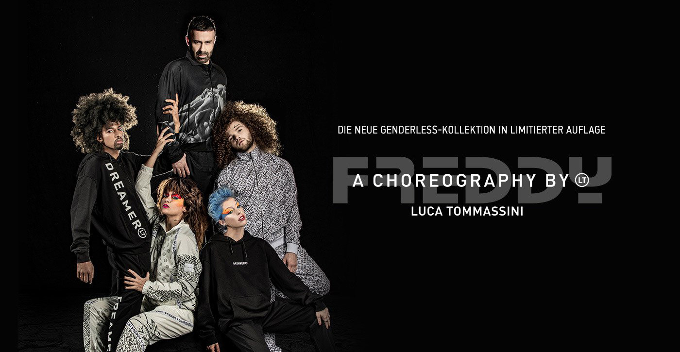 A Choreography By Luca Tommassini