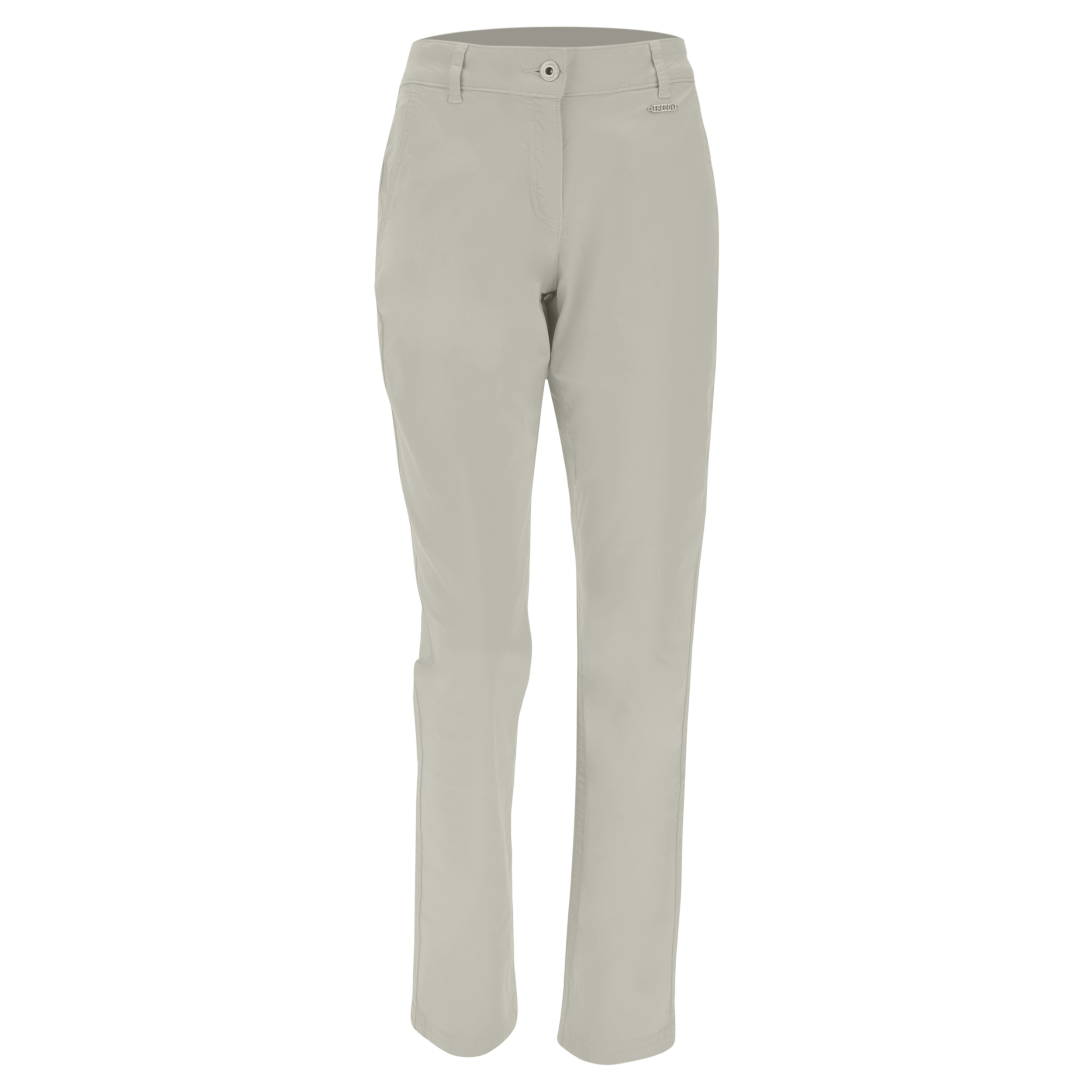 Pantaloni casual in french terry