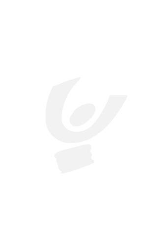 Sport-Leggings aus Jersey mit Aufdruck am Beinsaum